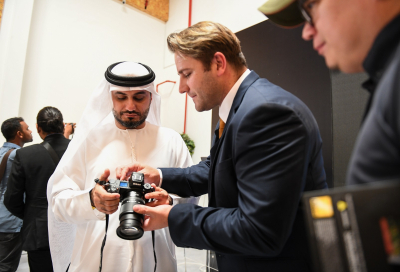 Nikon unveils mirrorless cameras Z7 and Z6 in Dubai
