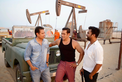 Production begins on third Salman Khan blockbuster filmed in Abu Dhabi