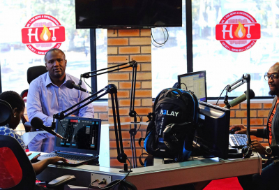 Lawo installed at Zambia's HotFM