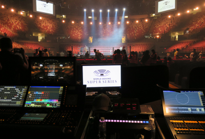 Alamiya broadcasts first pro boxing event in KSA