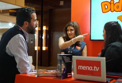 mena.tv brings together first Middle East pavilion at MIPCOM