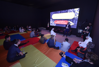 Aspiring film-makers received guidance on film-making at SICFF 2018