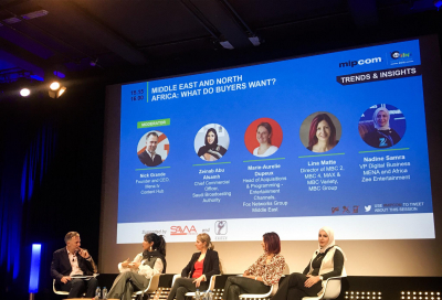 All women panel provides insights into what MENA buyers want at MIPCOM 2018