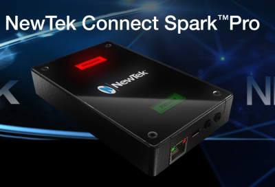 NewTek unveils Connect Spark Pro video converter