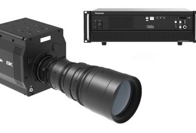 Panasonic develops camera with first organic 8K sensor