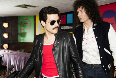 Cooke lenses used to create 70's look for 'Bohemian Rhapsody'