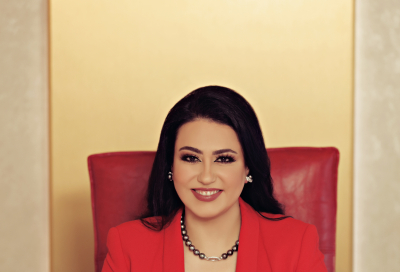 Interview with Pyramedia CEO Nashwa Al Ruwaini