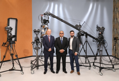 UBMS completes Citruss TV studio installation