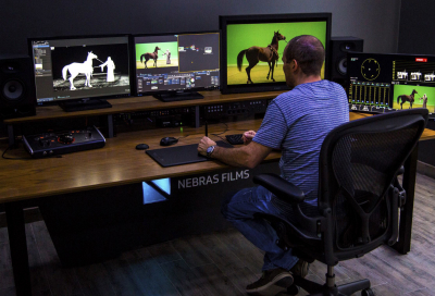 Nebras Films deploys Leader raseterizer at post-production facility