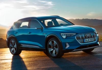 Audi e-tron ad shot on Sony Venice