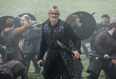 Global hit Vikings returns to Starz Play
