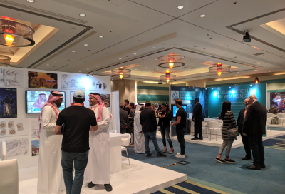 Dubai International Content Market Day 1: over 500 delegates attend