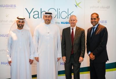 Yahsat, Hughes in joint venture for satellite broadband in Middle East and Africa