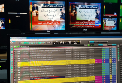 Pakistan's Dunya News upgrades to Pebble Beach's Marina playout system