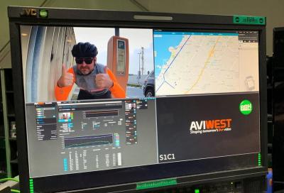 Best Broadcast Hire Dubai deploys AVIWEST solution for live broadcast of Dubai Marathon