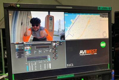 Best Broadcast Hire Dubai deploys AVIWEST solution for live broadcast of Dubai Marathon