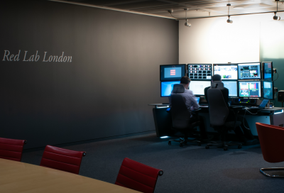Red Bee Media opens first Red Lab in London