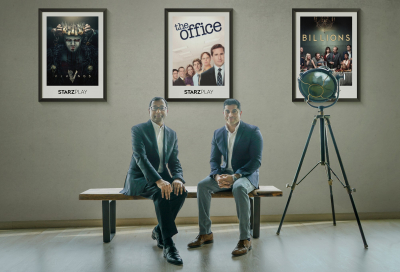 Starz Play appoints ASDA'A BCW as communications partner
