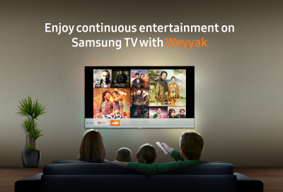 Samsung partners with Zee to add Weyyak VOD service on smart TV content package
