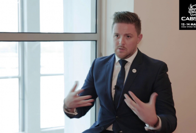 CABSAT 2019: Interview with Luke Williams, Sales Director MENA region at MediaKind