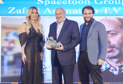 ZAFARI animation adds Digital Studio award to its record