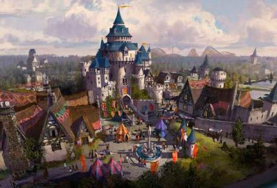 Kuwaiti-backed UK theme park signs up ITV Studios ahead of 2024 opening