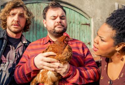New Netflix game show 'Flinch' leaves viewers flinching