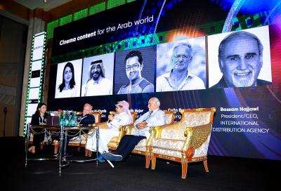 60 speakers and 800 industry experts head to the MENA Cinema Forum in Dubai