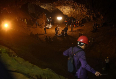 Harrowing Nat Geo Thai Cave Rescue documentary to debut in Middle East