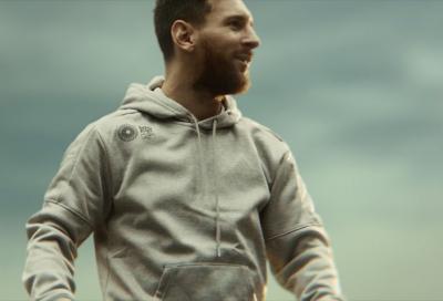 Lionel Messi enters the spotlight in new Expo 2020 Dubai vid