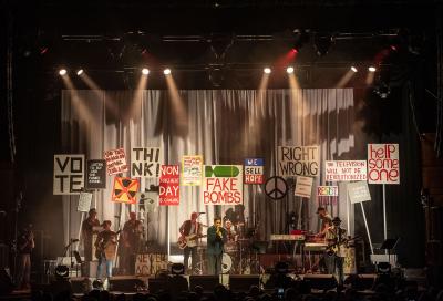 In pictures: Adlib at The Specials' Encore album tour