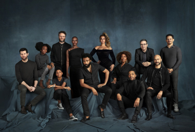 In pictures: The cast of Lion King