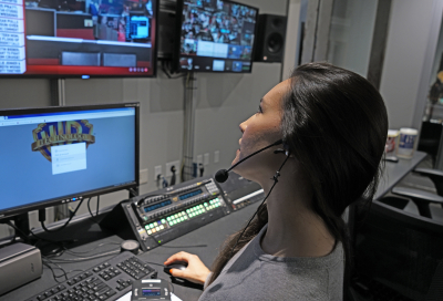 In pictures: New RTS intercoms at TMZ studios