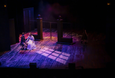 In pictures: Robe's Les Mis lighting set up at Warsaw