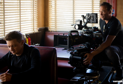 Cooke Anamorphic/i lenses used in Jeep's new Jeremy Renner starring commercial