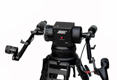 ARRI adds to its stabilised remote head family