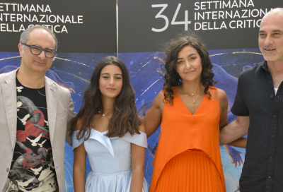 In pictures: Shahad Ameen's Scales debut at Venice FIlm Festival