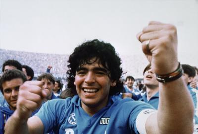 Dubai's Cinema Akil to premier Asif Kapadia's Diego Maradona documentary