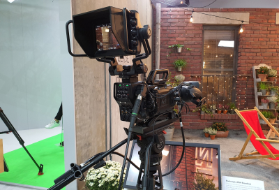 In pictures: Blackmagic at IBC 2019