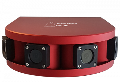 Mobile Viewpoint launches IQ X-Cam to capture 4K panoramic video