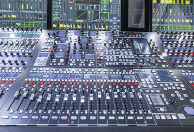 Lawo introduced mc²96 Xtra Fader Version at IBC