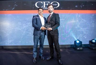 StarzPlay's Maaz Sheikh wins 'Media CEO of the Year 2019'