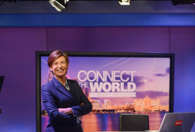 CNN to double programming hours from Middle East hub at TwoFour54 Abu Dhabi