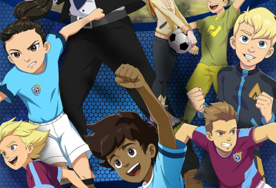 Animated series on Manchester City's training academy in the works