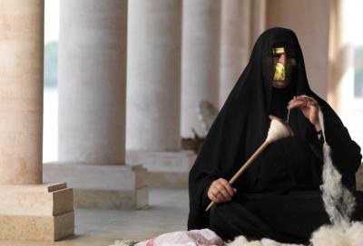 In pictures: Emirati short film on Al Ghadeer Crafts