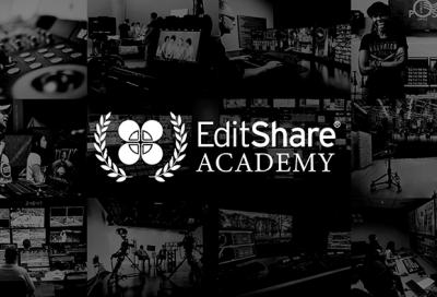 EditShare starts training courses