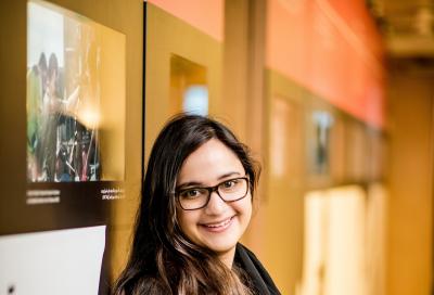 5 minutes with… Hana Kazim Image Nation Abu Dhabi
