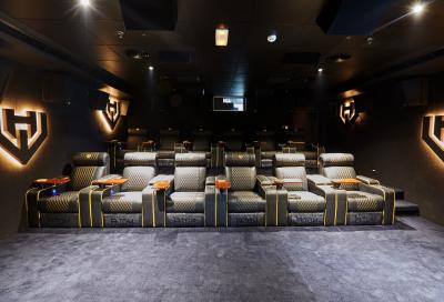 In pictures: Inside Dubai's latest post-production studio Hockwood Digital
