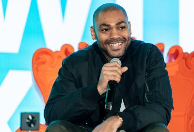 British artist Kano urges regional creators to 'Keep Integrity'