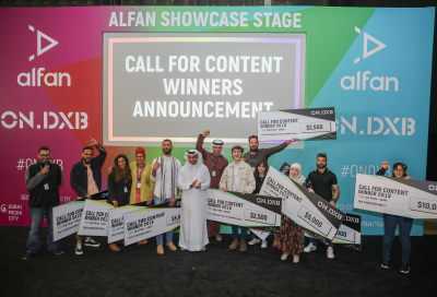 On.Dxb crowns regional 'Call For Content' winners